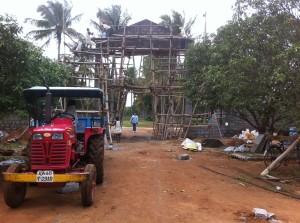 15-08-2013 - Costruzione del Gate del Villaggio