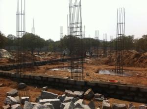 14-02-2014 - Lavori di costruzione del tempio