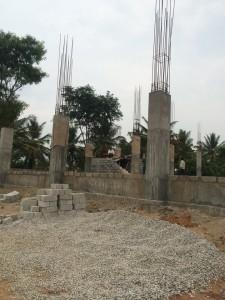 19-04-2014 - Lavori di costruzione del tempio