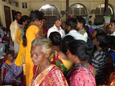 Humanitarian Mission to Chennai, December 12, 2015