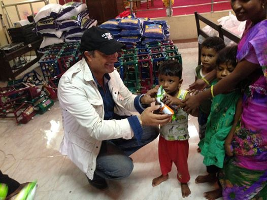 Humanitarian Mission to Chennai, December 19, 2015